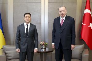 У Стамбулі почалася зустріч Зеленського й Ердогана