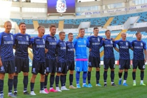 Перша ліга: «Чорноморець» вирвав перемогу над «Поліссям»