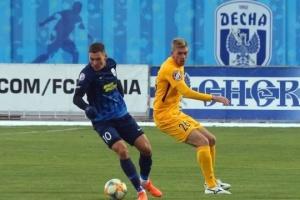 «Десна» здобула упевнену перемогу над «Олександрією» у чемпіонаті УПЛ