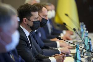Україна й Туреччина обговорили протидію викликам у Чорноморському регіоні - Зеленський