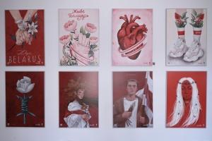 У Варшаві відкрили виставку «Пробудження Білорусі»