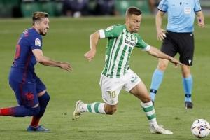 """Ла Лига: """"Атлетико"""" теряет очки в матче с «Бетисом»"""