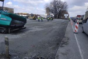У столиці почався ремонт ділянки Кільцевої дороги