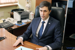 Volodymyr Taftay, Head of the State Space Agency of Ukraine