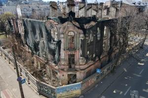 На Подолі руйнується «Будинок Вертипороха»: у Київраді закликають зберегти історичну пам'ятку