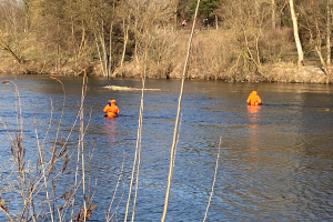 У Полтаві знайшли тіло третього загиблого внаслідок аварії човна на річці