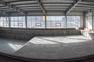 На Донетчине сооружают оздоровительный комплекс с бассейнами