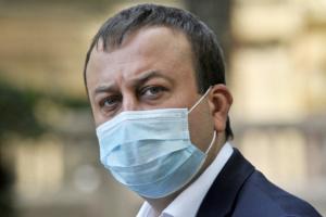 Сергій Борзов: «Докладаємо максимум зусиль для забезпечення киснем «ковідних» лікарень»