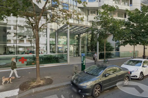 В Париже возле больницы произошла стрельба: один человек погиб