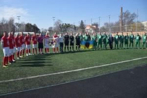 Стартував сьомий сезон чемпіонату України з футболу серед команд Ліги учасників АТО