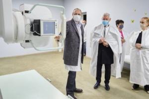 У лікарні Харкова відкрили додаткове COVID-відділення