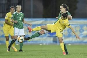 Футболистки сборной Украины сыграют в Северной Ирландии ответный матч плей-офф Евро-2022