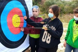Пласт Кіпру провів майстер-клас зі стрільби з лука