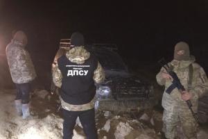 На Буковине пограничники применили оружие, чтобы задержать контрабандистов