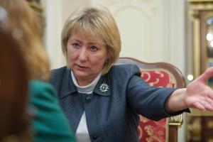Дело судьи Царевич не является «образцовым» для Верховного суда — Данишевская