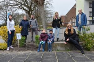 Українці у Нідерландах долучилися до акції «Озеленення планети»