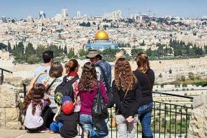 Ізраїль з 23 травня відкриється для щеплених від COVID-19 туристів