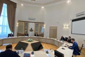 Украина привлечет азербайджанские компании к инфраструктурным проектам