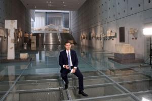 Харіс Теохаріс, міністр туризму Грецької Республіки: Українцям для відпочинку в Греції з 14 травня додатково потрібен лише негативний ПЛР-тест
