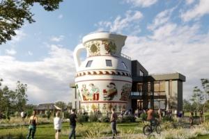 На прикарпатский музей-дзбан выделили более 12 миллионов гривень