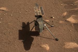 NASA знову відкладає перший політ гелікоптера на Марсі