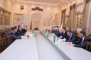 Україна й Азербайджан обміняються досвідом у вирішенні проблем переселенців
