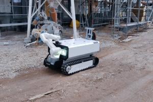 В Австрії показали прототип робота-будівельника