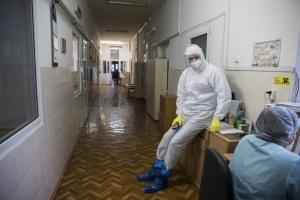 Coronavirus : Les taux d'incidence en baisse à Kyiv