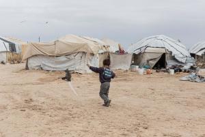 У сирійських таборах залишаються 40 українських жінок і дітей – HRW