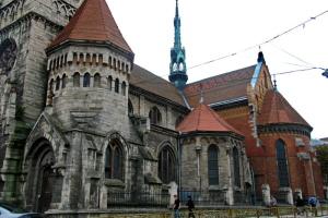 На Тернопільщині під костелом XVII століття знайшли крипту