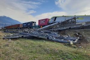 У Туреччині зіткнулися потяги, є поранені