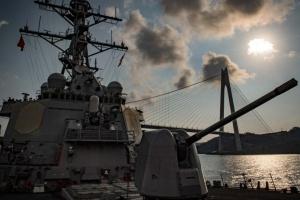 Американские эсминцы заходят в Черное море - Defense Express