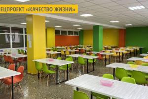 На Ривненщине 60% школ перешли на меню от Евгения Клопотенко