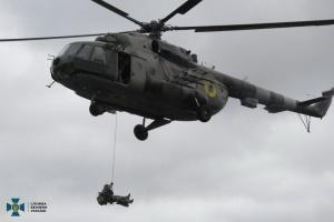 СБУ проводит антитеррористические учения на Херсонщине