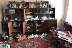 Оккупанты обыскали дом крымского татарина без его присутствия и вынесли всю технику