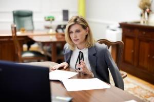 Елена Зеленская обсудила с первой леди Бразилии вопросы безбарьерности