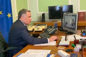 В ОП рассказали чешским чиновникам об эскалации ситуации на востоке Украины