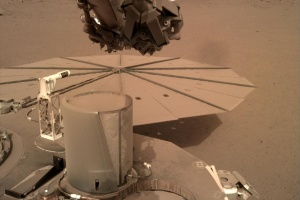 Посадковий модуль NASA на Марсі — в енергетичній кризі