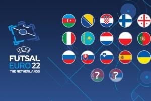 Збірна України з футзалу стала учасником фінального турніру Євро-2022