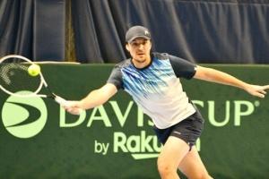Українець Молчанов вийшов до парного чвертьфіналу турніру АТР у Спліті