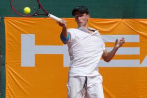 20-річний киянин Кравченко обіграв досвідченого француза на турнірі ITF