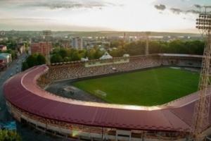 Матч «Агробізнес» - «Динамо» відвідає обмежена кількість глядачів