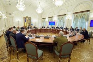 Сектор безпеки і оборони з початку року профінансований на 100% – РНБО