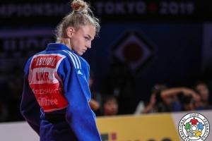 Дар'я Білодід виступить у перший день чемпіонату Європи з дзюдо