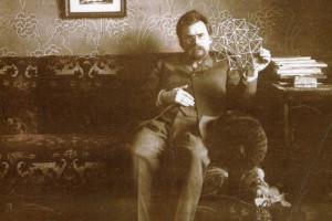 Георгій Вороний. Алхімія у «діаграмі Вороного»