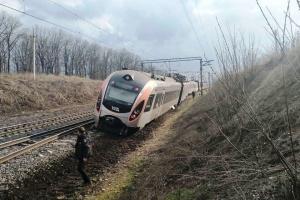 Укрзалізниця назвала причину аварії Інтерсіті+ під Запоріжжям