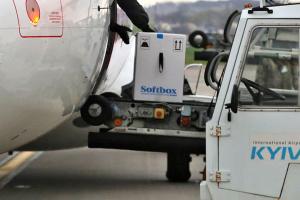 Ukraine erhält erste Lieferung von Biontech/Pfizer-Vakzin