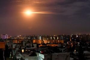 Израиль нанес авиаудары по сектору Газа в ответ на обстрелы