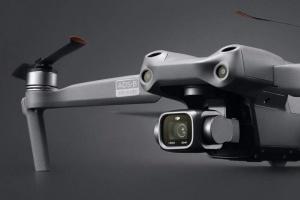 У Китаї новий дрон уміє уникати перешкоди з чотирьох сторін