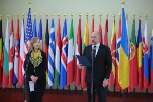 Навчання на Яворівському полігоні наближають Україну до стандартів НАТО – Шмигаль
